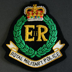 Royal Military Police QE2