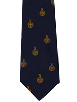 Royal Marine Commandos Logo Tie