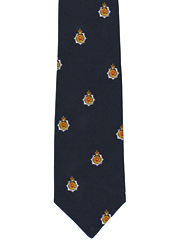 Royal Corps of Transport tie logo
