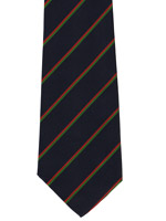 Royal Pioneer Corps Striped tie