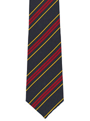 Royal Logistics Corps Striped Tie