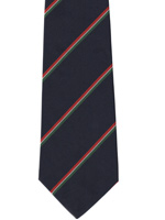 Merchant and Royal Navy Striped and Logo Ties