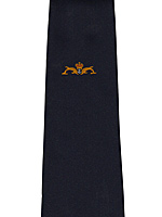 Royal Navy Submariners Single Motif Polyester Tie