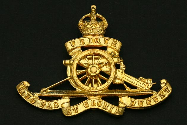 Lapel Badges and Cap Badges