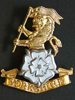 Range of Cap Badges