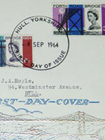 Image link to First Day Covers