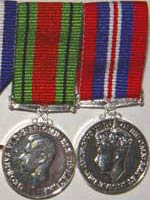 Miniature Medals and Medal Groups to display